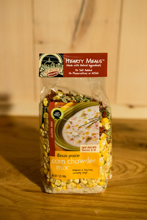 Frontier Soups - Corn Chowder Mix