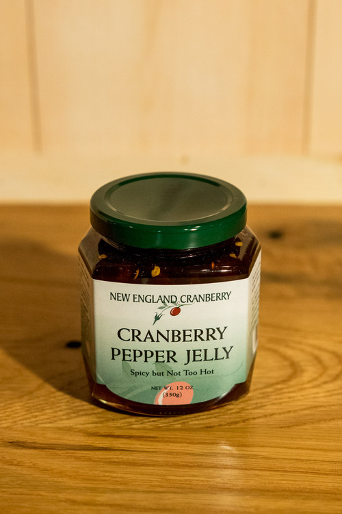 New England Cranberry - Cranberry Pepper Jelly