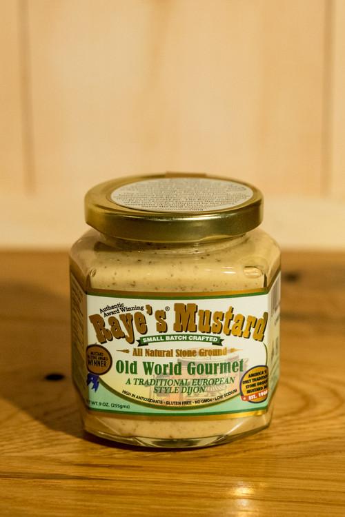 Raye's Mustard - Old World Gourmet