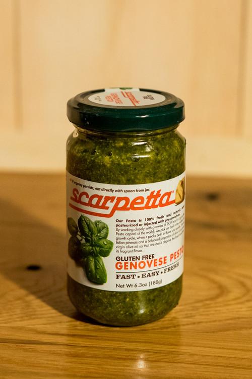 Scarpetta - Genovese Pesto