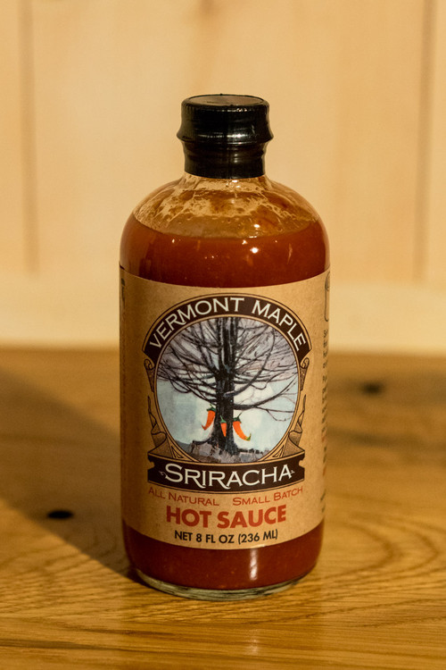 Vermont Maple - Sriracha Hot Sauce