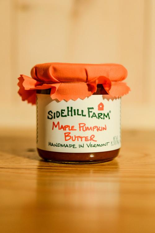 Sidehill Farm - Maple Pumpkin Butter