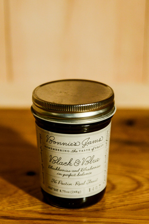 Bonnie's Jams - Black & Blue Jam