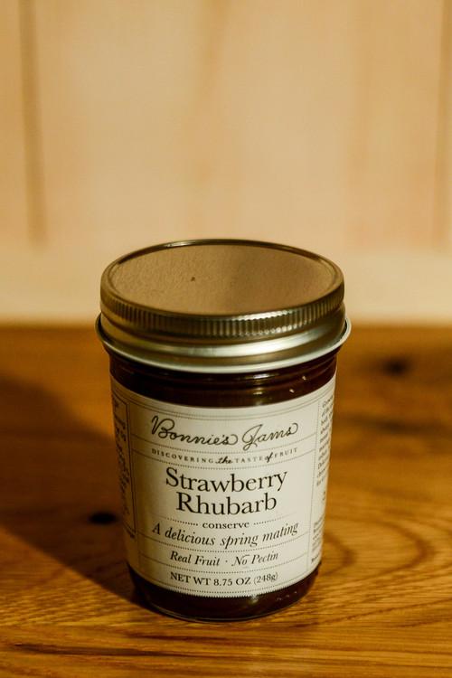 Bonnie's Jams - Strawberry Rhubarb Jam