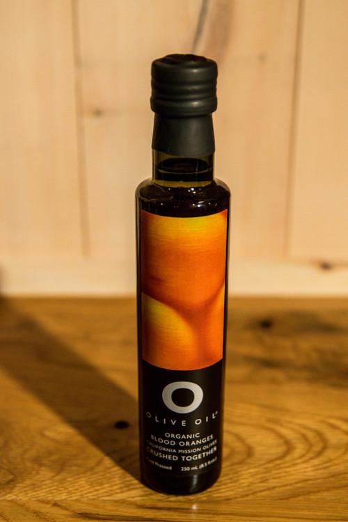 O - Organic Blood Orange Olive Oil