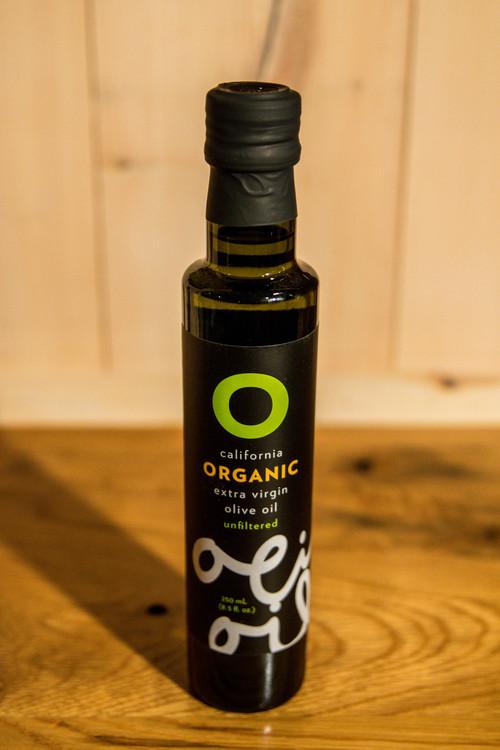 O - California Organic Extra Virgin Olive Oil