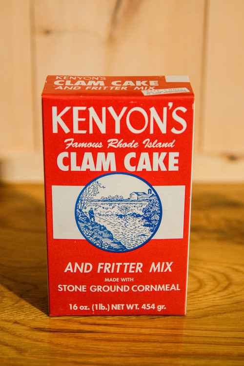 Kenyon's - Famous Rhode Island Clam Cake & Fritter Mix