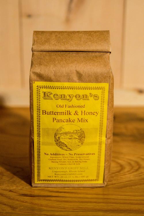 Kenyon's - Old Fashioned Buttermilk & Honey Pancake Mix