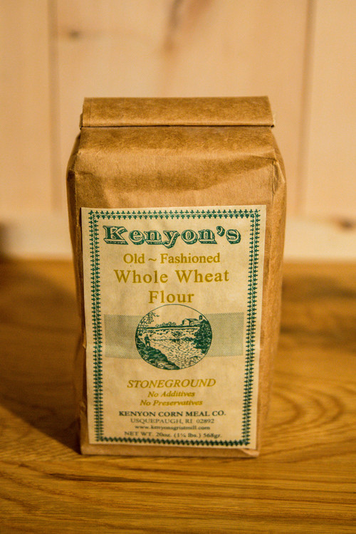 Kenyon's - Old Fashioned Whole Wheat Flour