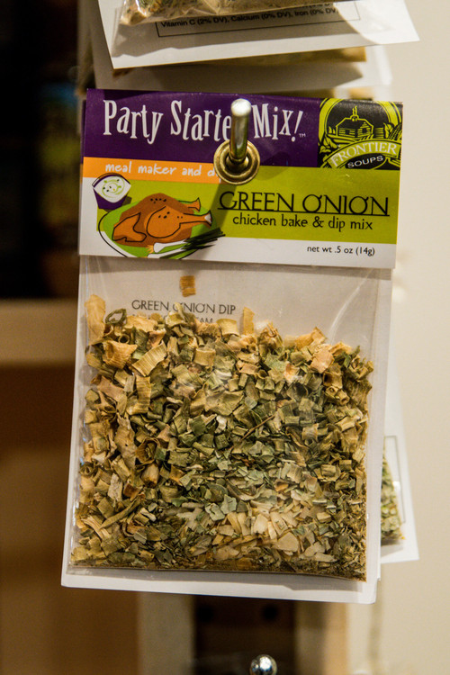 Frontier Soups - Green Onion Chicken Bake & Dip Mix