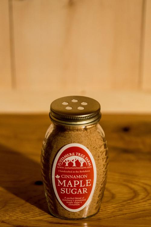 Justamere Tree Farm - Cinnamon Maple Granulated Sugar