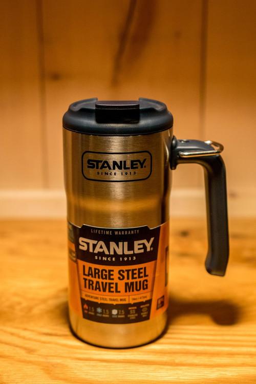 Stanley - Adventure Stainless Steel Travel Mug