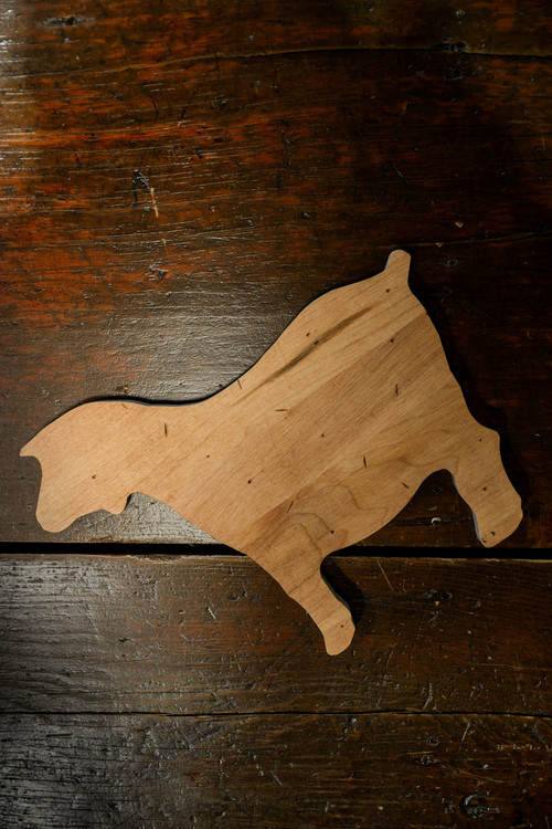 JK Adams - Goat Shaped Novelty Cutting Board