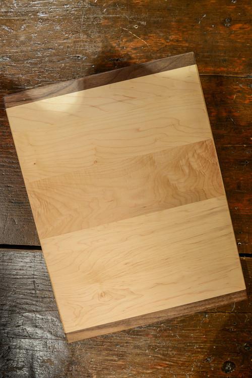 JK Adams - Maple and Walnut Cutting Board