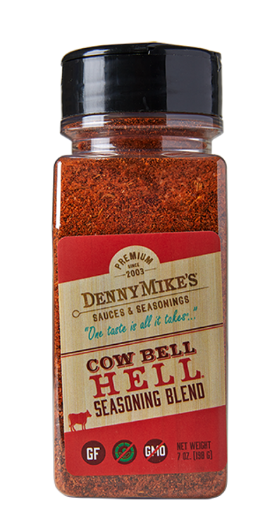 Denny Mike's - Cow Bell Hell Seasoning Blend
