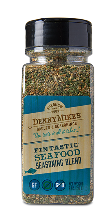 Denny Mike's - Fintastic Seafood Seasoning Blend
