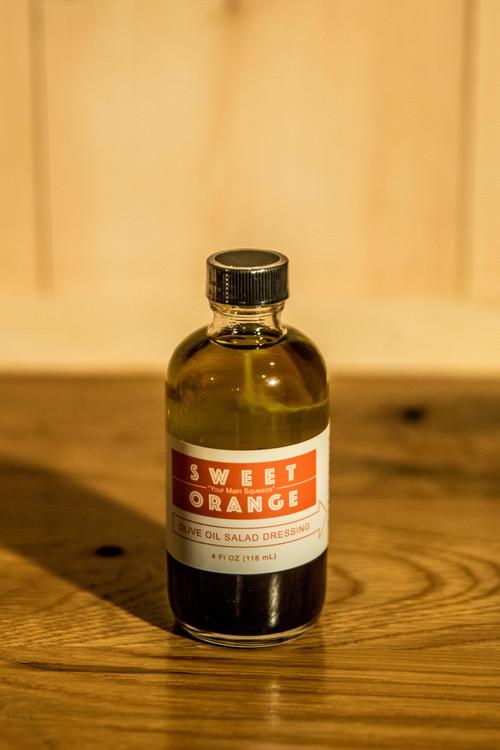 Bro Joe's - Sweet Orange Olive Oil Salad Dressing