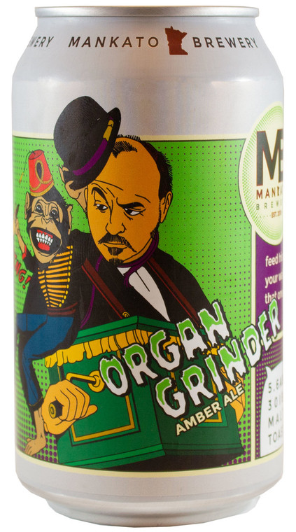 Organ Grinder - Amber Ale