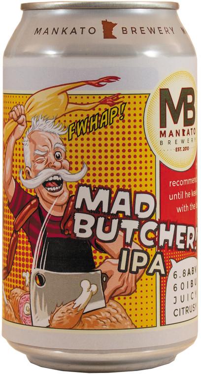 Mad Butcher IPA