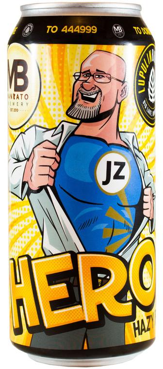 HERO Hazy IPA