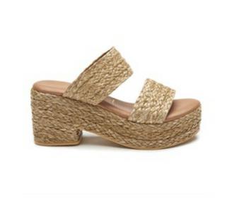 Ocean Ave Cognac Sandal