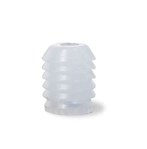 10 Furniture Connector Accessories Tool Plastic Pre-inserted Nut clear 8.5 x 11mm