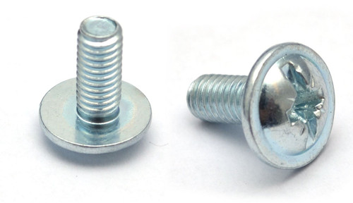 10 Fixing Bolts Pack M4 x 9mm for Drawer Runners