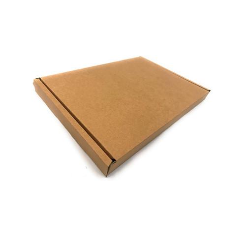 Postal Cardboard Box Mailing Shipping Carton 345x240x23mm Brown