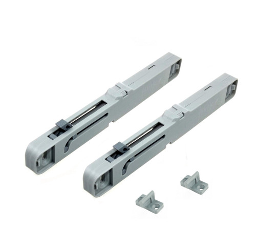 Soft Close drawer damper mechanism For h17, h27 Ball Bearing Drawer Runners