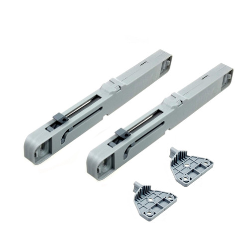Soft Close drawer damper mechanism For metabox metal box
