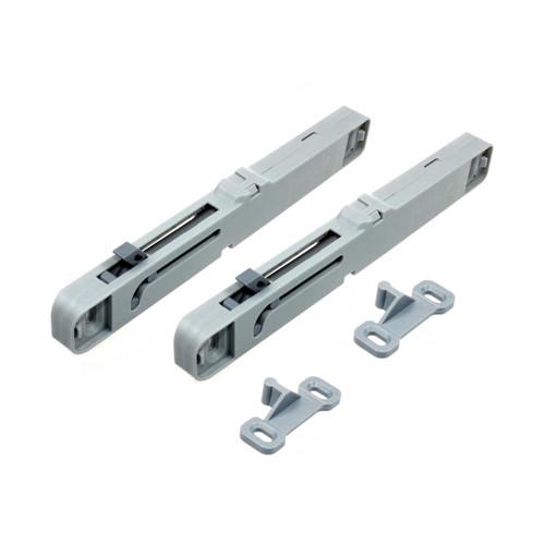 Soft Close drawer damper mechanism For Roller Drawer Runners