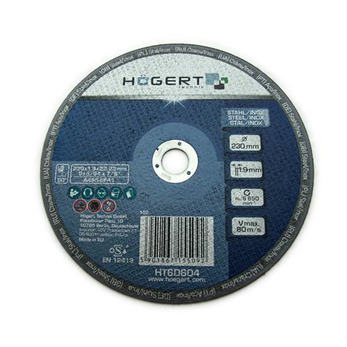 230mm Disc Grinder Metal Cutting Angle Flat steel Work Grinding