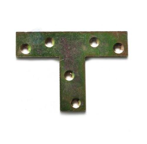 Flat T shape Large Repair Plate Bracket Mending/Fixing/Corner/Brace