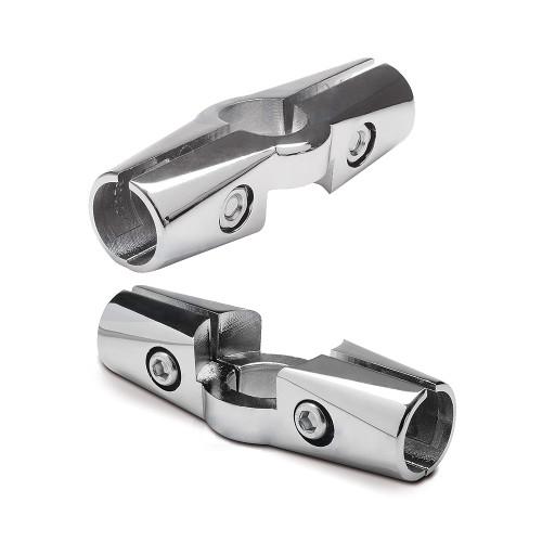 Pole / Rail Connector / Sleeve Holder Socket / Joiner / 6 way socket for 25mm Tube