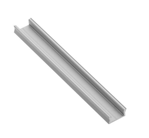 Aluminium Profile for Led Strip Mini GLAX 1m x 13mm