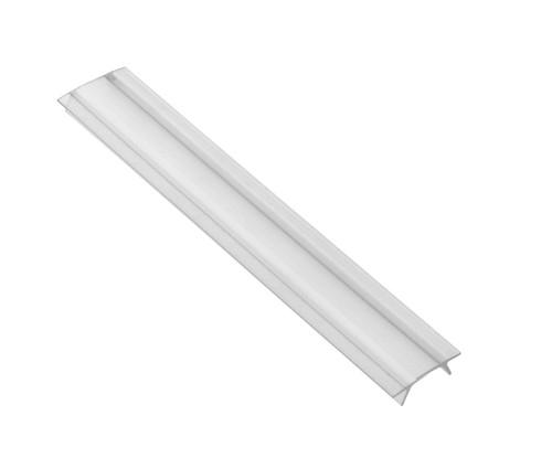 Clear Cover for Aluminium Profile Mini GLAX 1m x 13mm