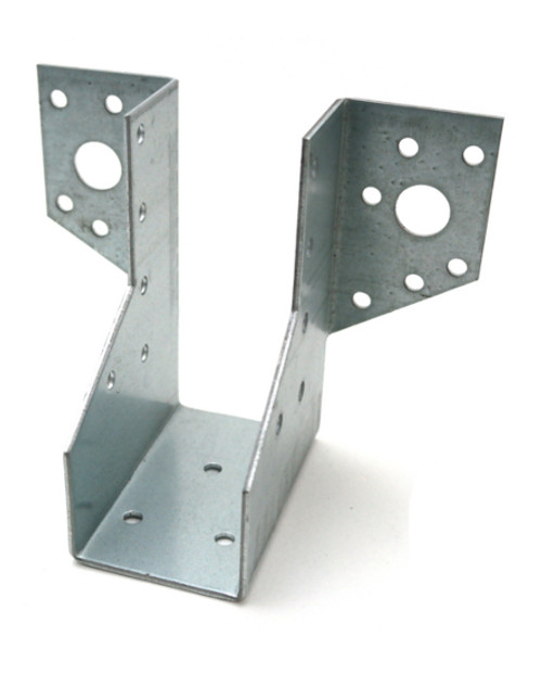 Jiffy Timber Joist Hangers Decking Lofts Roofing - 41x100x75mm Zinc Plated