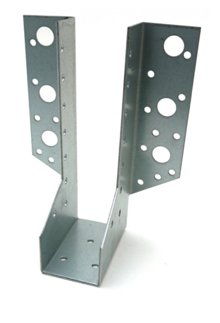 Jiffy Timber Joist Hangers Decking Lofts Roofing - 41x169x75mm Zinc Plated