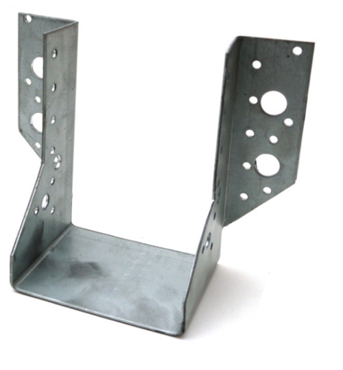 Jiffy Timber Joist Hangers Decking Lofts Roofing - 100x140x75mm Zinc Plated