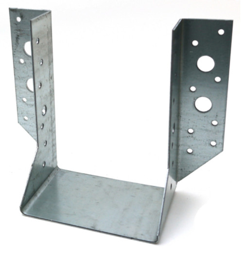Jiffy Timber Joist Hangers Decking Lofts Roofing - 120x160x80mm Zinc Plated