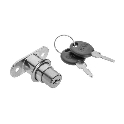 Door Security Pin Lock Cabinet Drawer Cupboard Locker+Keys model: b105