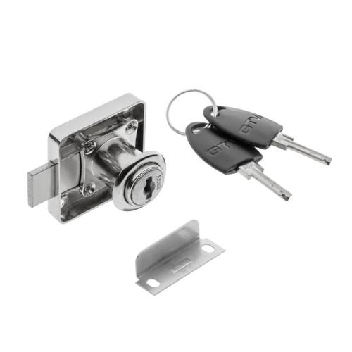 Door Security Cam Lock Cabinet Drawer Cupboard Locker+ Digital Keys CF-138
