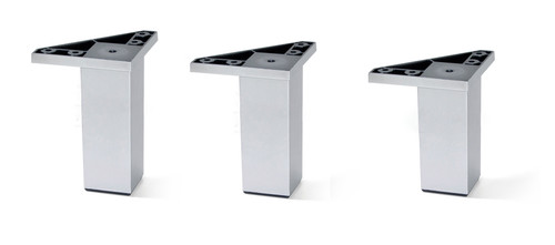Leg ALUMIX1 Plinth Cabinet 38mm Diameter