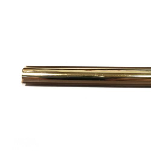 Convex Decorative Strip 2m Profile Wall Décor Gold/Brown Colour Self-Adhesive