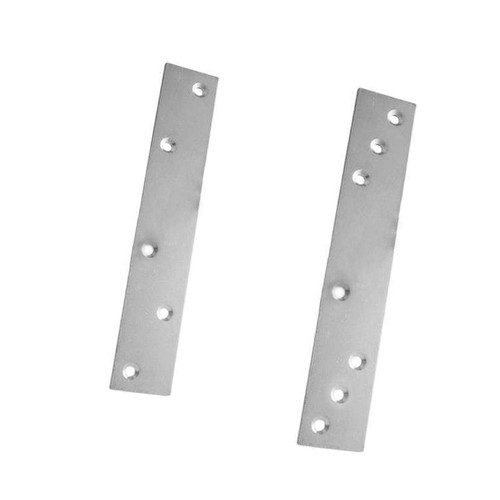 Heavy Duty Galvanized Steel Flat Bracket Perforated Joint Plate