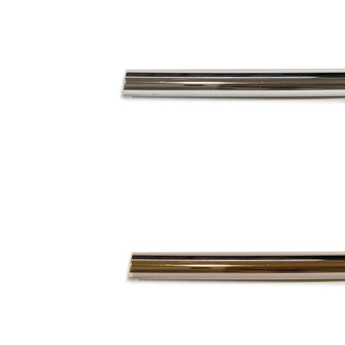 Flat Decorative Strip 2m Profile Wall Décor Self-Adhesive