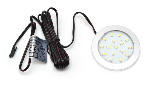 LED Light Orbit 1.5W 12V Surface White 60x6mm