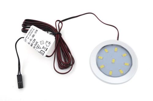 LED Light Orbit XL 3W 12V Surface White 60x6mm