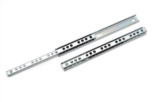 Ball bearing drawer runner slide H17mm
