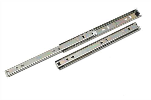 Ball bearing drawer runner slide H27mm